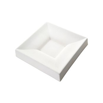 11.5 Square Bowl&&& Double Curve&#34