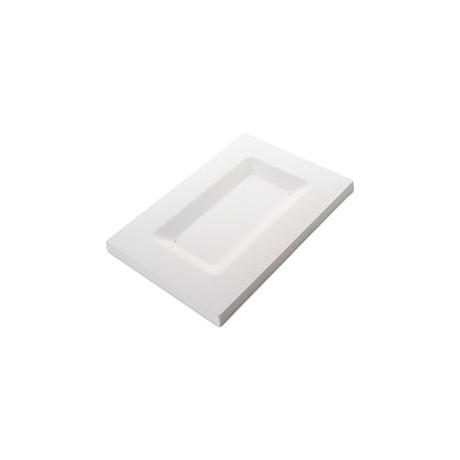 Soft-Edged Platter Long