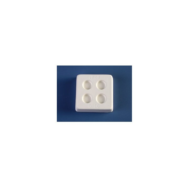 Jewelry Discs Frit Mold (4)