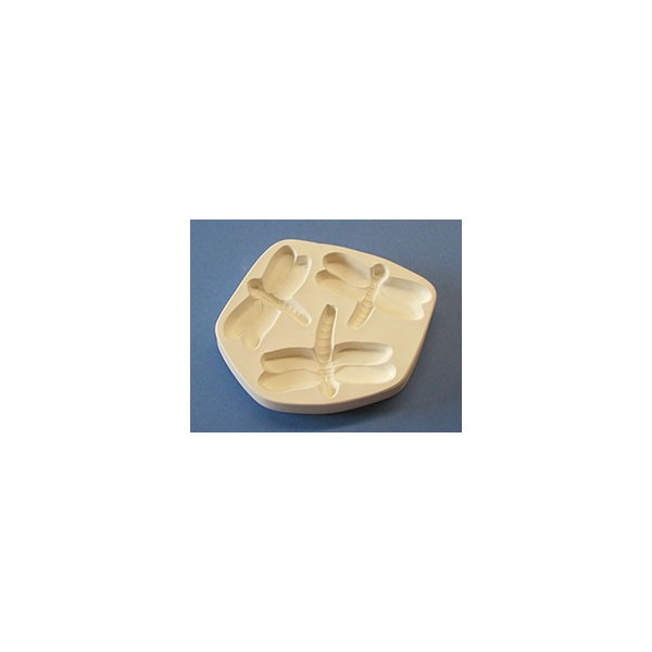 Small Dragonfly Frit Mold (3)