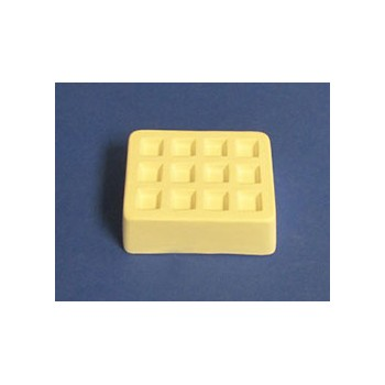 Super Size Mini Square Frit Mold (12)