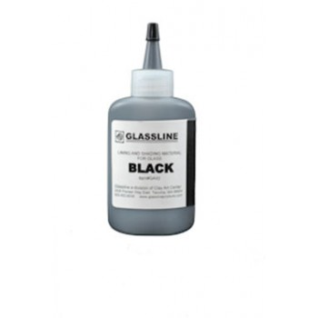 Black Glassline Paint