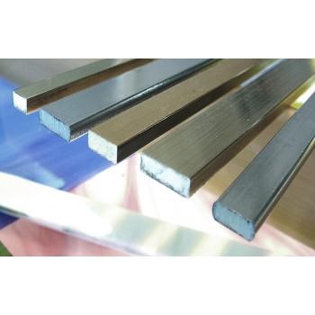 "1/2"" Steel Rebar per Strip"