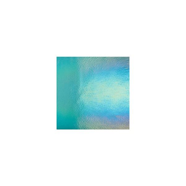 Light Aquamarine Blue Thin Irid