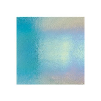 Light Turquoise Blue Thin Irid