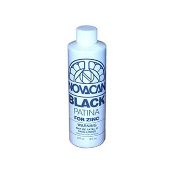 Black Patina for Zinc - Gallon