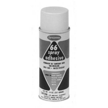 Sprayway Spray Adhesive #66