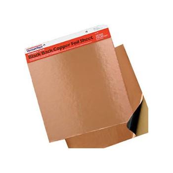 Copper Foil Sheet - Black Back