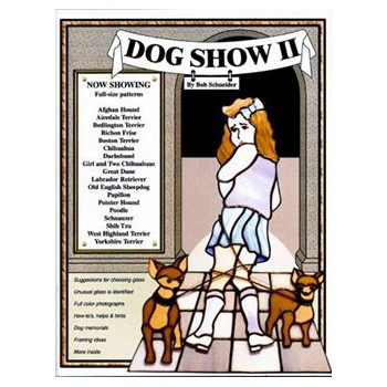 A Dog Show in Stained Glass 2