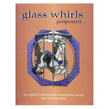 Glass Whirls Potpourri