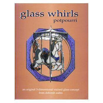 Glass Whirls Potpourri