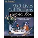 9 x 9 Lives Cat Designs Project Book