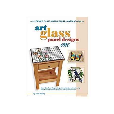 Art Glass Panel Designs One