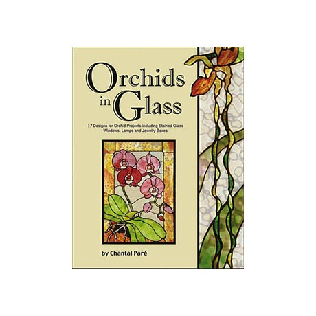 Orchids In Glass
