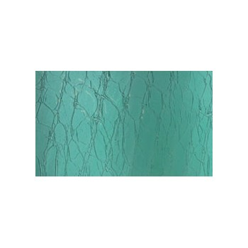 Northwest Art Glass Non-Fusible Sheet Glass, Verrerie de St. Just, Craquel
