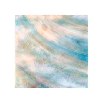 Northwest Art Glass Non-Fusible Sheet Glass, Wissmach, Opal and Opal Mixes, Textures