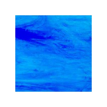 Northwest Art Glass Non-Fusible Sheet Glass, Wissmach, Mystic Series, Streaky