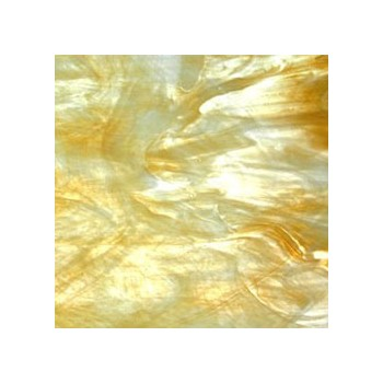 Northwest Art Glass Non-Fusible Sheet Glass, Wissmach, Opal and Opal Mixes, Iridescent