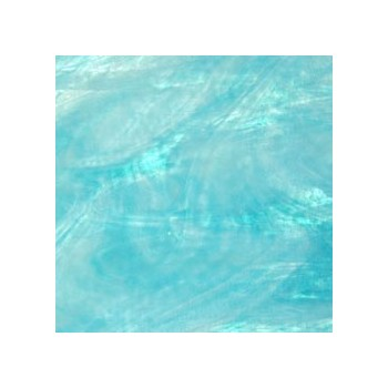 Northwest Art Glass Non-Fusible Sheet Glass, Wissmach, Opal and Opal Mixes, Iridescent