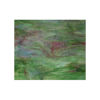 Northwest Art Glass Non-Fusible Sheet Glass, Youghiogheny, Stipple Glass (SP)