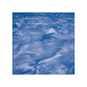 Northwest Art Glass Non-Fusible Sheet Glass, Spectrum, Opalescent, Transluscent Opalescent