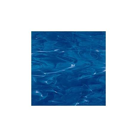 Dk Blue/White Wispy