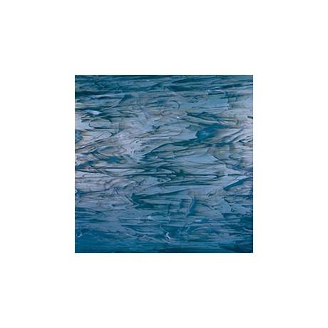 SteelBlue/White Wispy