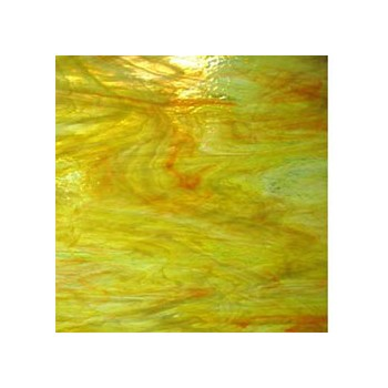 Northwest Art Glass Non-Fusible Sheet Glass, Spectrum, Pearl Opal Art Mix