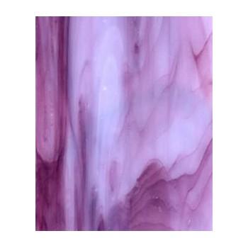 Northwest Art Glass Non-Fusible Sheet Glass, Kokomo, Opal Mixes