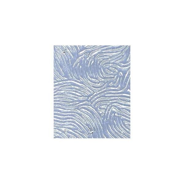 Northwest Art Glass Non-Fusible Sheet Glass, Kokomo, Clear Patterns