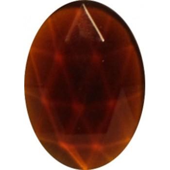 Bevels and Jewels, Jewels, Dark Amber, O25