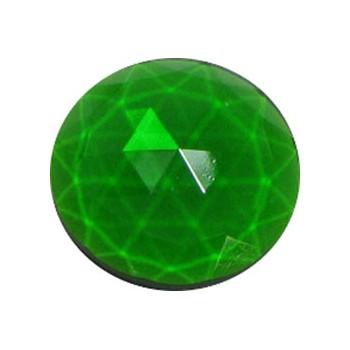 Bevels and Jewels, Jewels, Emerald Green, R25
