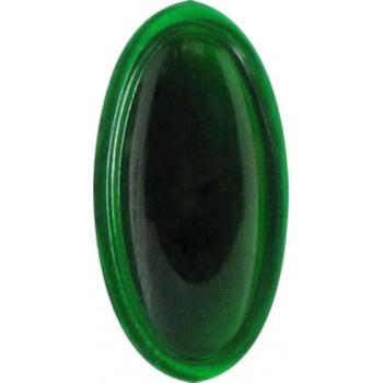 Bevels and Jewels, Jewels, Emerald Green, OM38