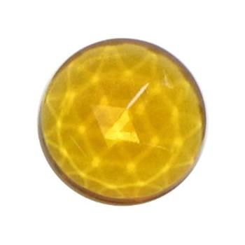 Bevels and Jewels, Jewels, Medium Amber, R15
