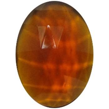 Bevels and Jewels, Jewels, Medium Amber, O40