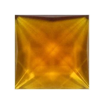 Bevels and Jewels, Jewels, Medium Amber, Q50