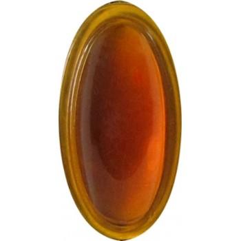 Bevels and Jewels, Jewels, Medium Amber, OM38
