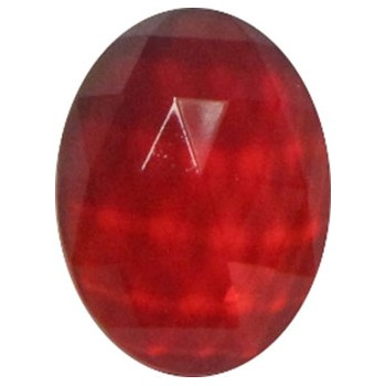 Bevels and Jewels, Jewels, Ruby, O30