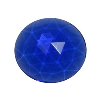 Bevels and Jewels, Jewels, Sapphire Blue, R25