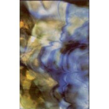 Northwest Art Glass Non-Fusible Sheet Glass, Oceana
