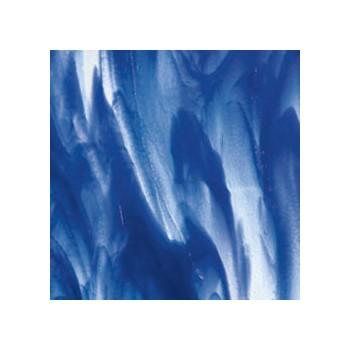 Clear, Deep Cobalt Blue Opal