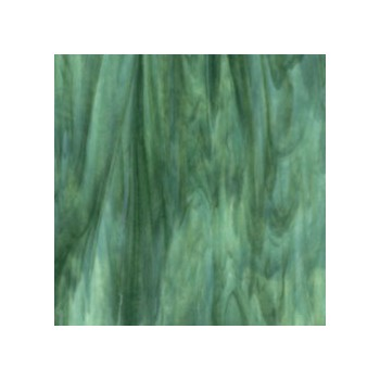 Mint Opal, Deep Forest Green
