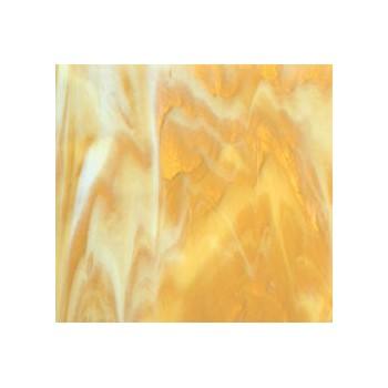 Medium Amber, White