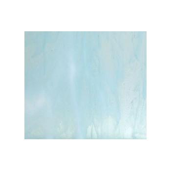 Aqua Blue Tint, White