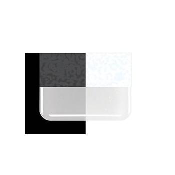Translucent White Striker Thin