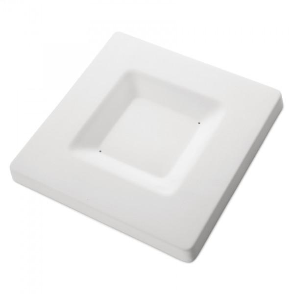 9.5 Square Soft Edge