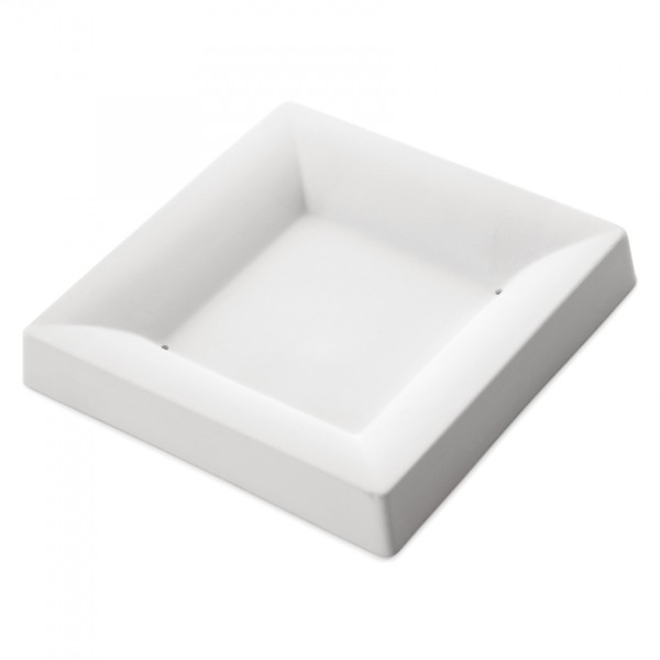 6 Square Plate