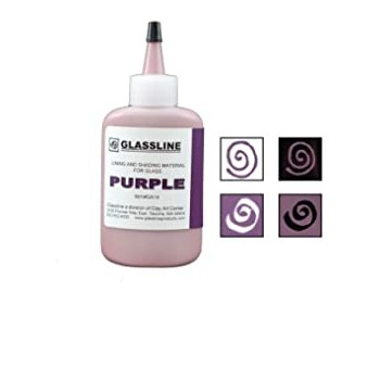 Purple Glassline Paint