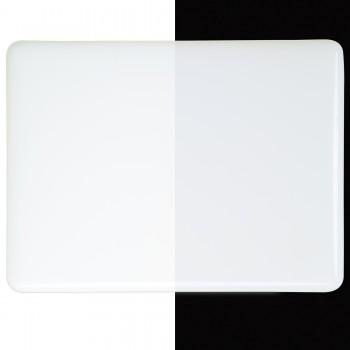 dense white opal