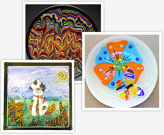Stained Glass Classes at Northwest Art Glass
